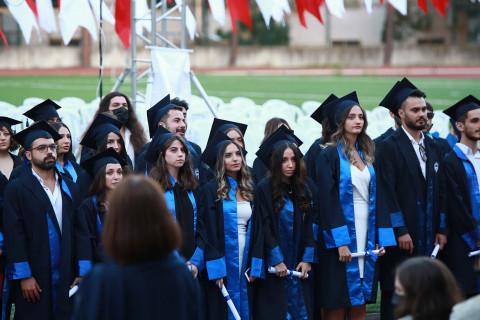 2020-2021 Akademik Yılı Mezuniyet Töreni Gerçekleştirildi